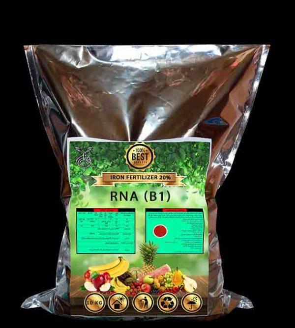 کود آهن مخصوص درختان میوه (RNA B1) کود درختان میوه رشد