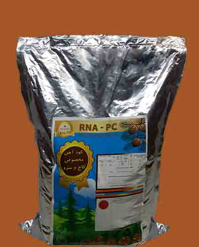 آهن مخصوص درخت کاج کود کاج و سرو کود درختان کاج کود سرو (RNA PC)