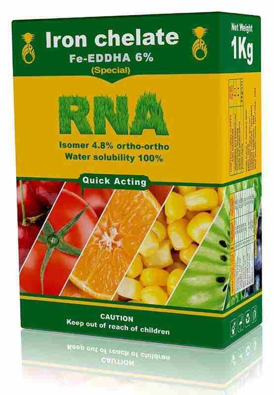 کود سکوسترین آهن RNA