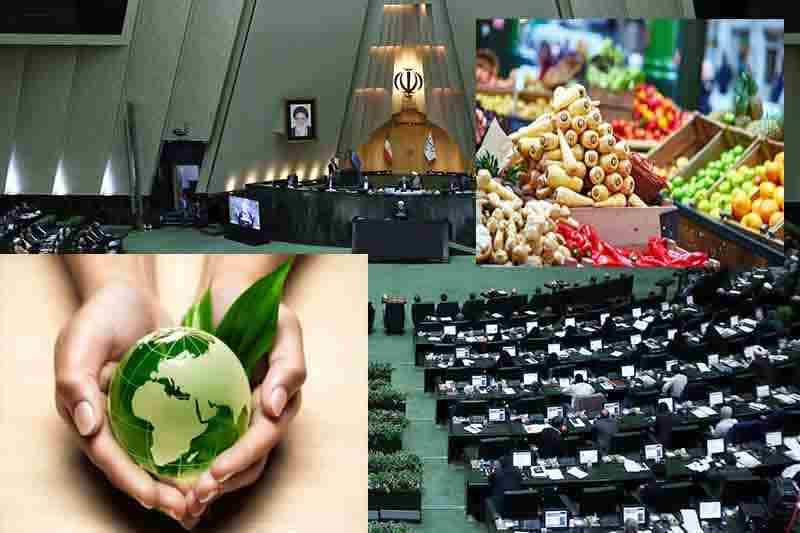 سال ۹۸ و سهم بخش کشاورزی در مجلس و تهدید امنیت غذایی