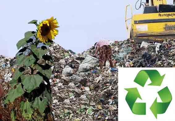 ساخت دستگاه تولید برق از زباله