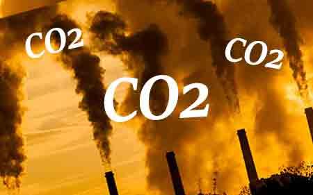 بالاترین سطح دی اکسید کربن در تاریخ بشر