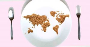 صرفه جویی مواد غذایی برای نجات کره زمین