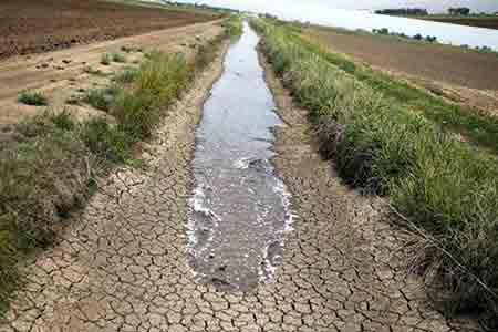 فصل کشاورزی و خطر آلودگی آب های زیرزمینی